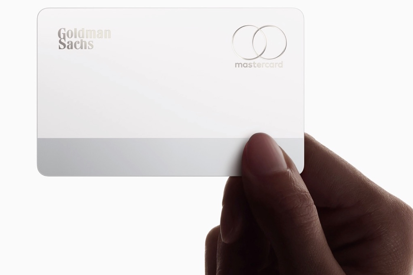 Apple Card physique métallique