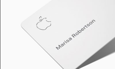 Apple Card, carte bancaire d'Apple
