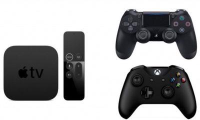 Enfin... Les manettes PS4 et XBox One supportées sur iPhone, iPad et Apple TV avec iOS 13 ! 3