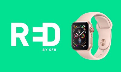 L'option eSIM pour Apple Watch disponible chez SFR et RED by SFR 1