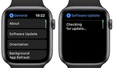 L'Apple Watch se mettrait bientôt à jour sans l'iPhone 12