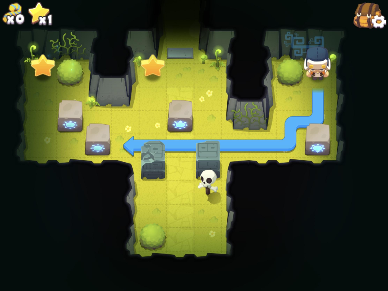"""Test de """"BiuBiu Jungle Puzzle"""" : près de 50 labyrinthes colorés à déjouer sur iPhone & iPad 1"""