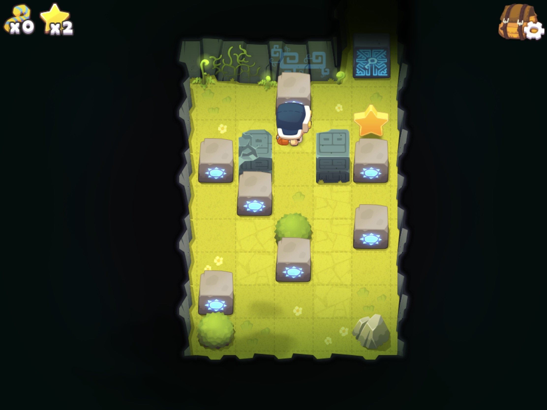 """Test de """"BiuBiu Jungle Puzzle"""" : près de 50 labyrinthes colorés à déjouer sur iPhone & iPad 2"""