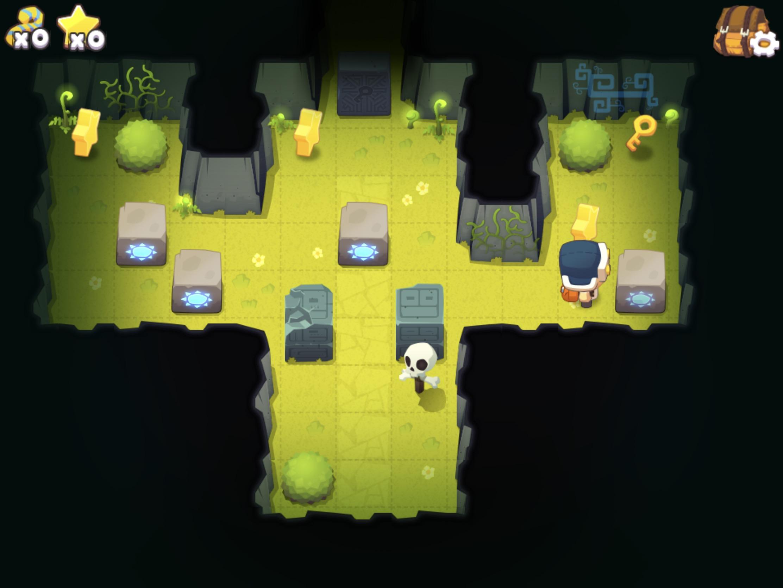 """Test de """"BiuBiu Jungle Puzzle"""" : près de 50 labyrinthes colorés à déjouer sur iPhone & iPad 3"""