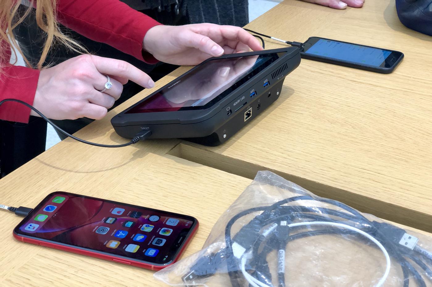 L'outil de Cellebrite peut déverrouiller n'importe quel iPhone sous iOS 12.3 1