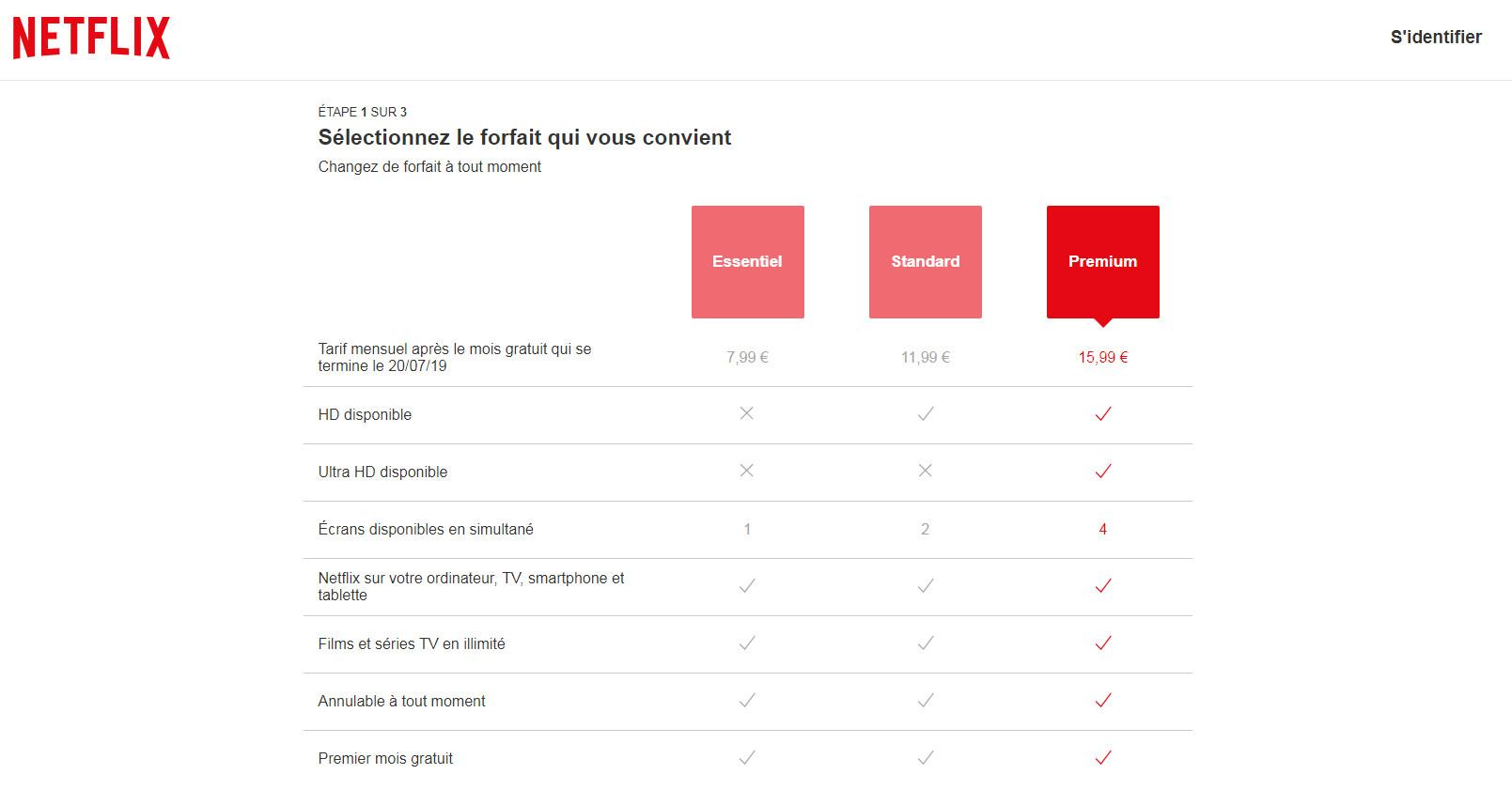 Netflix augmente ses tarifs en France et en Europe 2