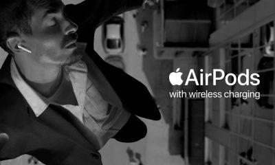 Les AirPods rebondissent dans un nouveau clip d'Apple 3