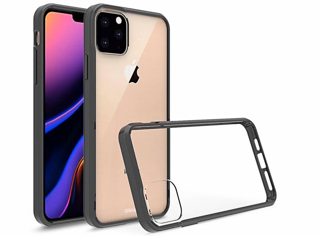 Le design de l'iPhone 11 Max se précise, grâce à un fabricant de coques 3