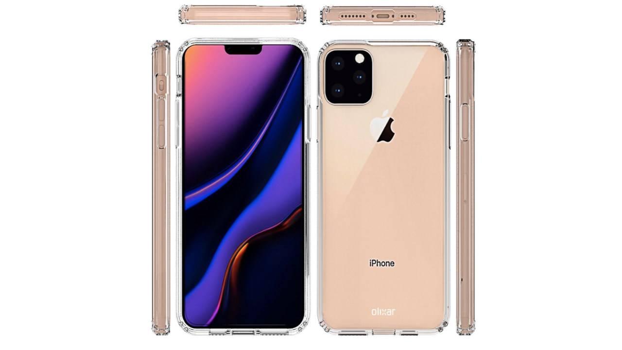 Le design de l'iPhone 11 Max se précise, grâce à un fabricant de coques 2
