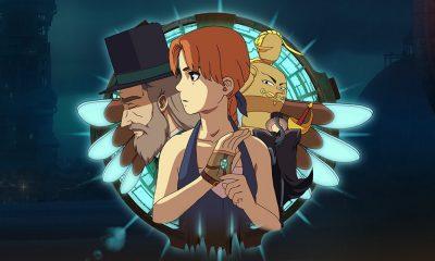 Le magnifique jeu d'aventure Forgotton Anne porté sur iPhone et iPad (Màj) 9