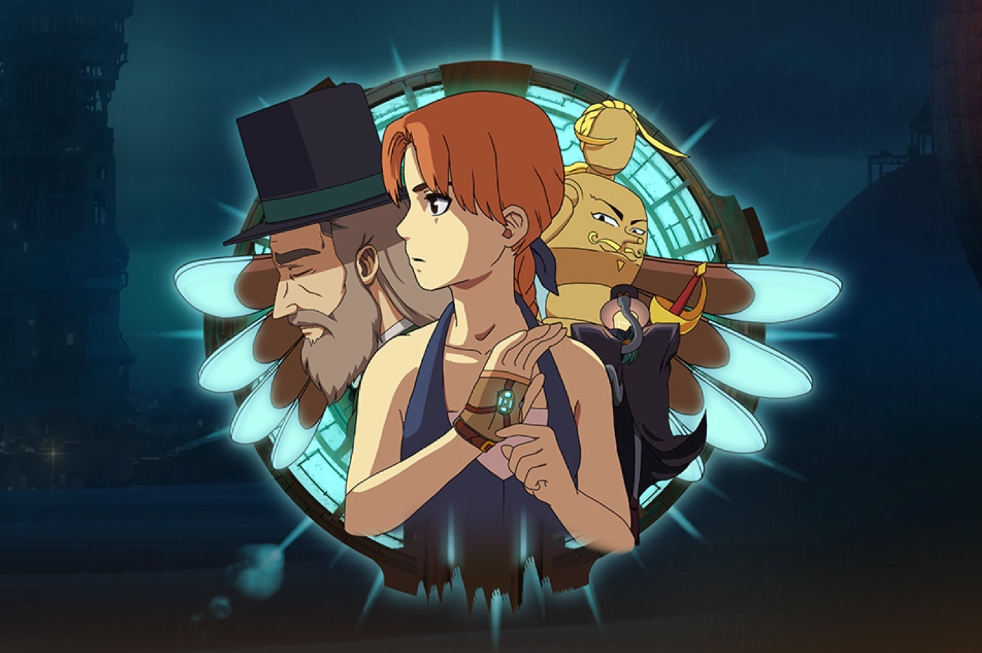 Le magnifique jeu d'aventure Forgotton Anne porté sur iPhone et iPad (Màj) 1