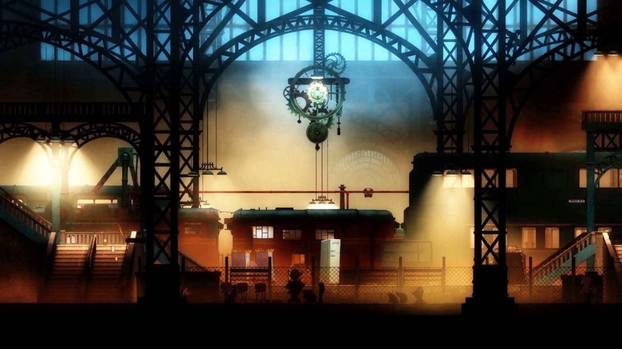 Le magnifique jeu d'aventure Forgotton Anne porté sur iPhone et iPad (Màj) 3
