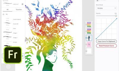 Adobe dévoile Fresco, sa future app de dessin sur iPad 1
