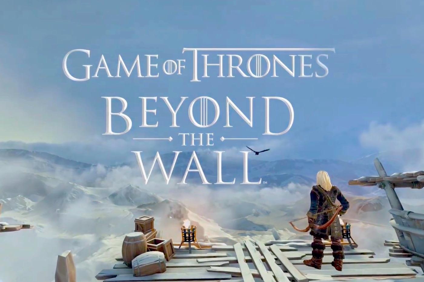 """Le nouveau jeu """"Game of Thrones: Beyond the Wall"""" est disponible en précommande 1"""