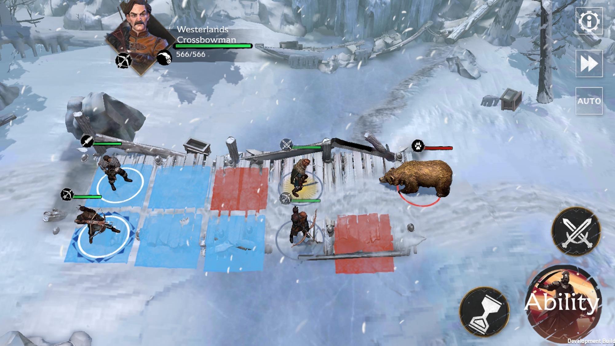 """Le nouveau jeu """"Game of Thrones: Beyond the Wall"""" est disponible en précommande 2"""
