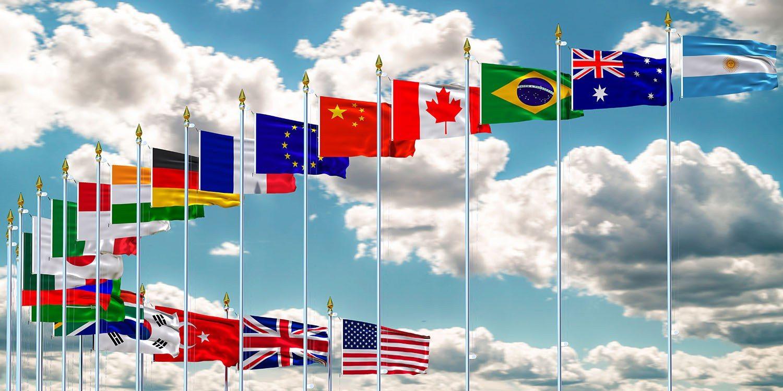 Le G20 fixe une date pour la fin des pratiques d'évitement fiscal des géants de la tech (GAFA) 1