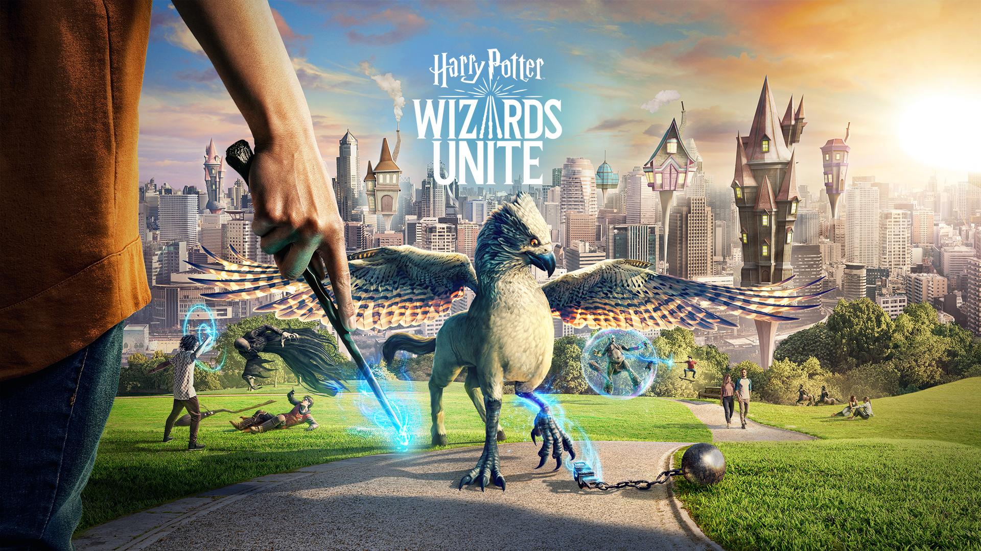 """""""Harry Potter: Wizards Unite"""" : déjà plus de 400 000 joueurs pour le nouveau jeu de Niantic 1"""