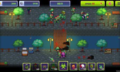 """Test de """"Infectonator 3: Apocalypse"""" : répandez un virus mortel dans ce nouveau jeu de gestion tout en pixels, sur iPhone & iPad 15"""
