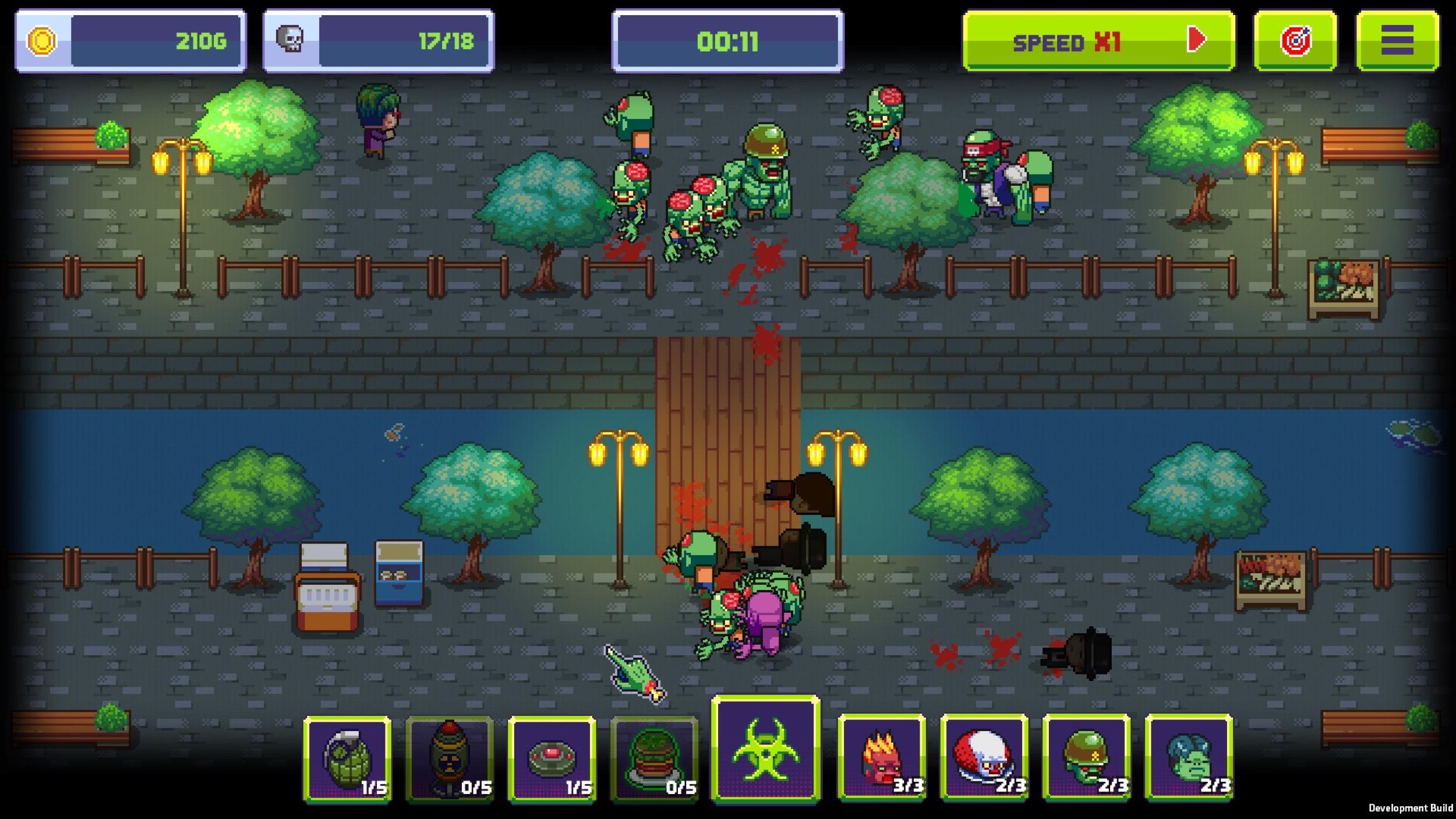 """Test de """"Infectonator 3: Apocalypse"""" : répandez un virus mortel dans ce nouveau jeu de gestion tout en pixels, sur iPhone & iPad 1"""