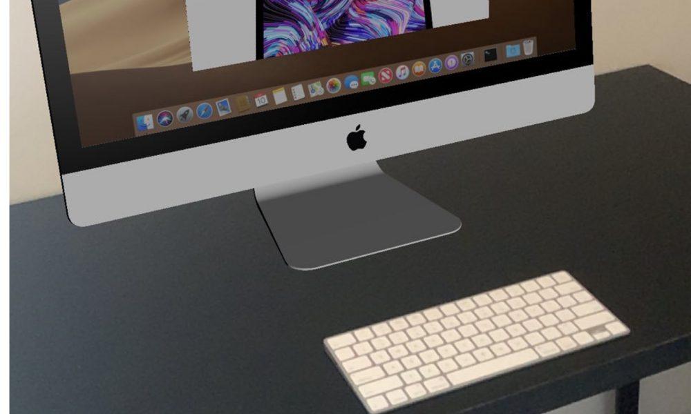 iMac virtuel