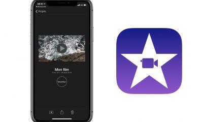 Nouvelle version d'iMovie sur iPhone et iPad  avec notamment le support des «fonds verts» 17
