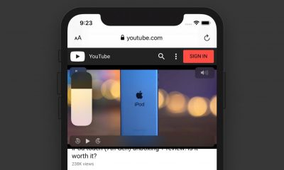 Petit pas pour iOS mais grand pour les utilisateurs : l'indicateur de volume moins intrusif avec iOS 13 5