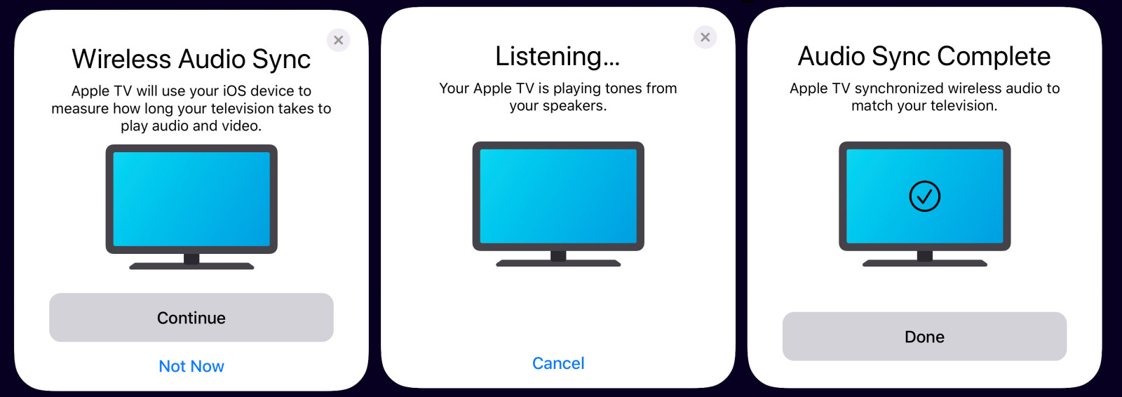 iOS 13 : l'iPhone corrige les problèmes de synchro audio de l'Apple TV 1