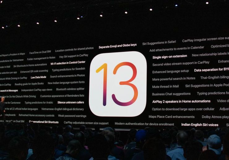 iOS 13 va mettre en silence les appels de numéros inconnus et spam 1