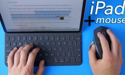 L'iPhone et l'iPad supportent désormais les souris filaires et bluetooth (vidéo) 3