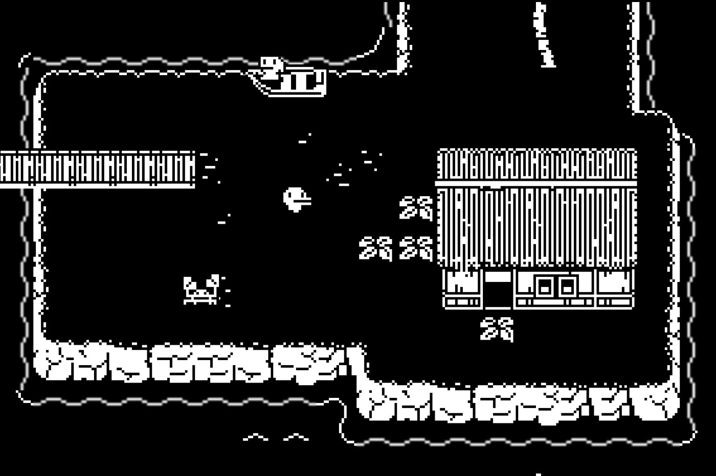 Minit, le rogue-like chronométré signé Devolver Digital porté sur iOS (Màj) 1