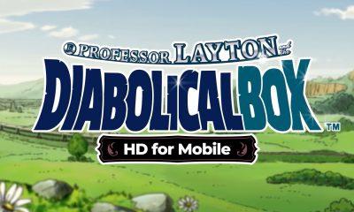 """Le nouvel épisode """"Layton et la boîte de Pandore"""" disponible sur iPhone et iPad 21"""