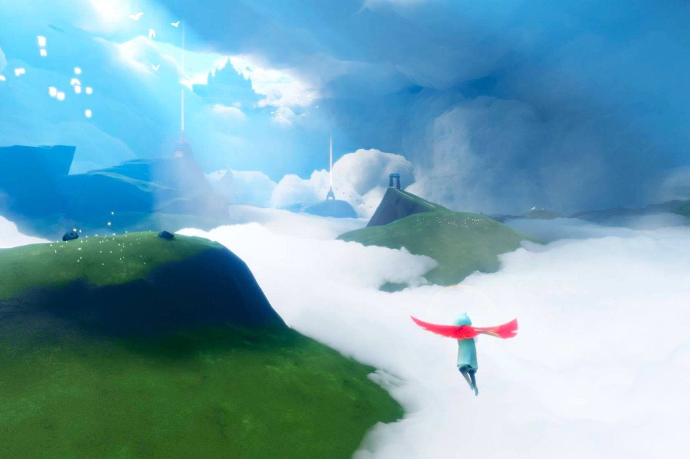 "Le jeu ""Sky: Children of the Light"" vu en keynote sort enfin sur iOS et tvOS (Màj) 1"