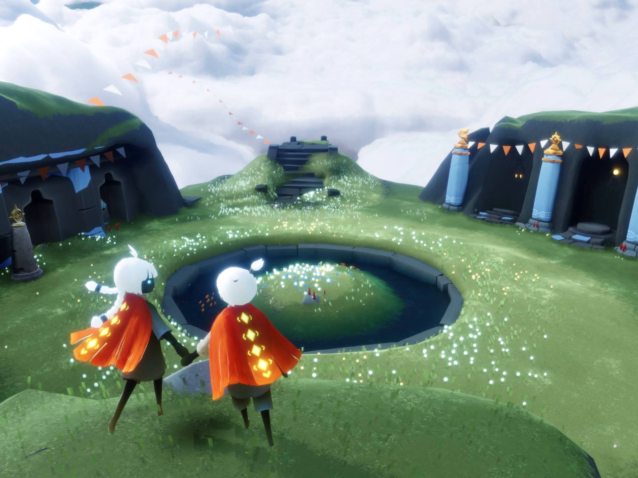 "Le jeu ""Sky: Children of the Light"" vu en keynote sort enfin sur iOS et tvOS (Màj) 2"