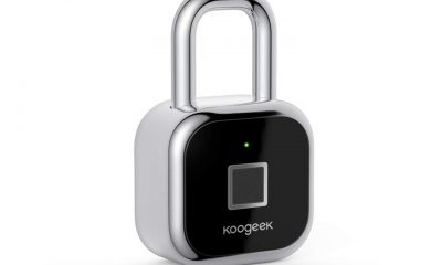 Nouveau, un étonnant cadenas HomeKit s'ouvre via ses empreintes digitale ou à la voix avec Siri 13