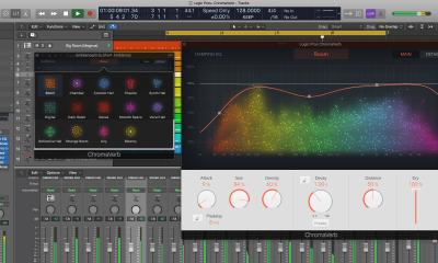 Mise à jour de Logic Pro X : support du Mac Pro et des pistes par millier 5