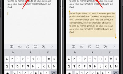 iOS 13 : les nouveaux gestes multitouch à connaitre sur iPhone, iPad 7