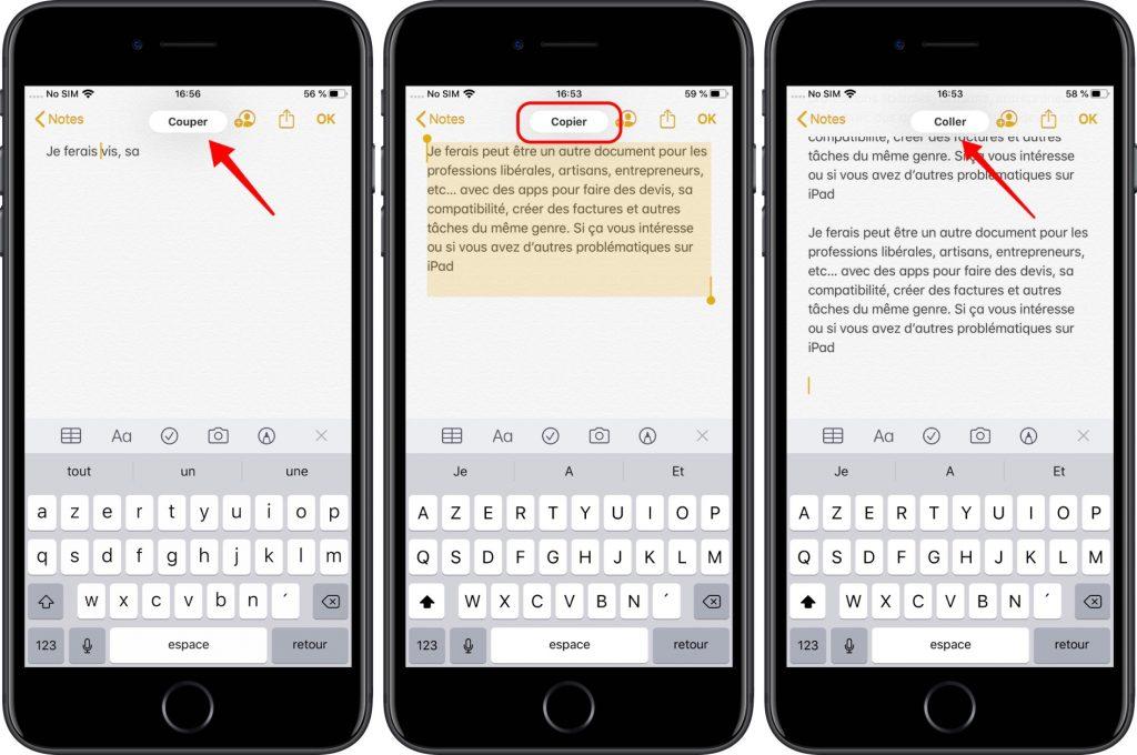 iOS 13: les nouveaux gestes multitouch à connaitre sur iPhone, iPad 1