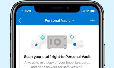 Microsoft OneDrive ajoute un espace sécurisé pour les documents sensibles 17
