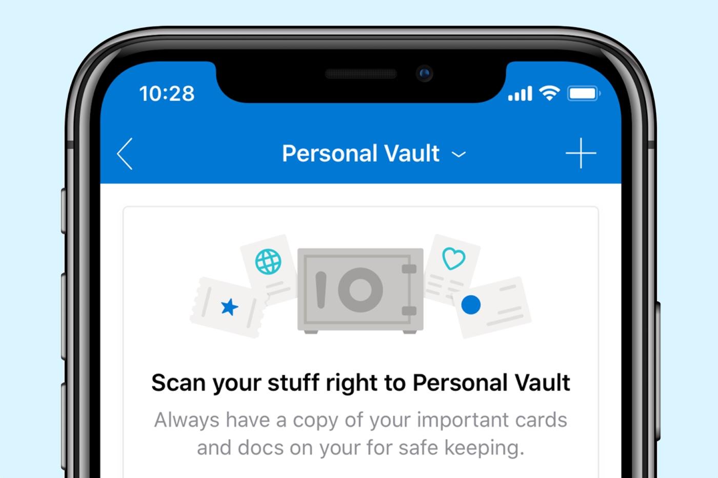 Microsoft OneDrive ajoute un espace sécurisé pour les documents sensibles 1