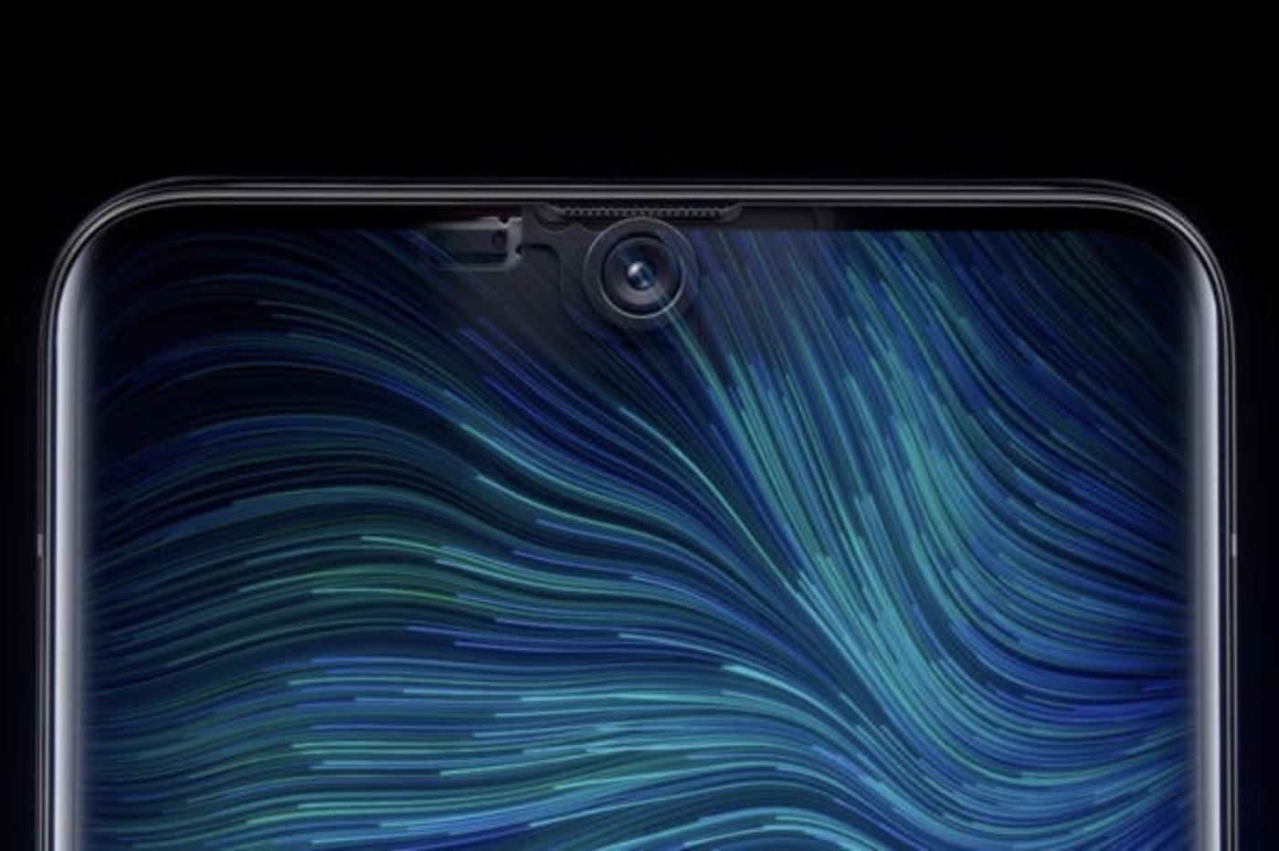 Oppo dévoile la première caméra sous l'écran d'un smartphone 1