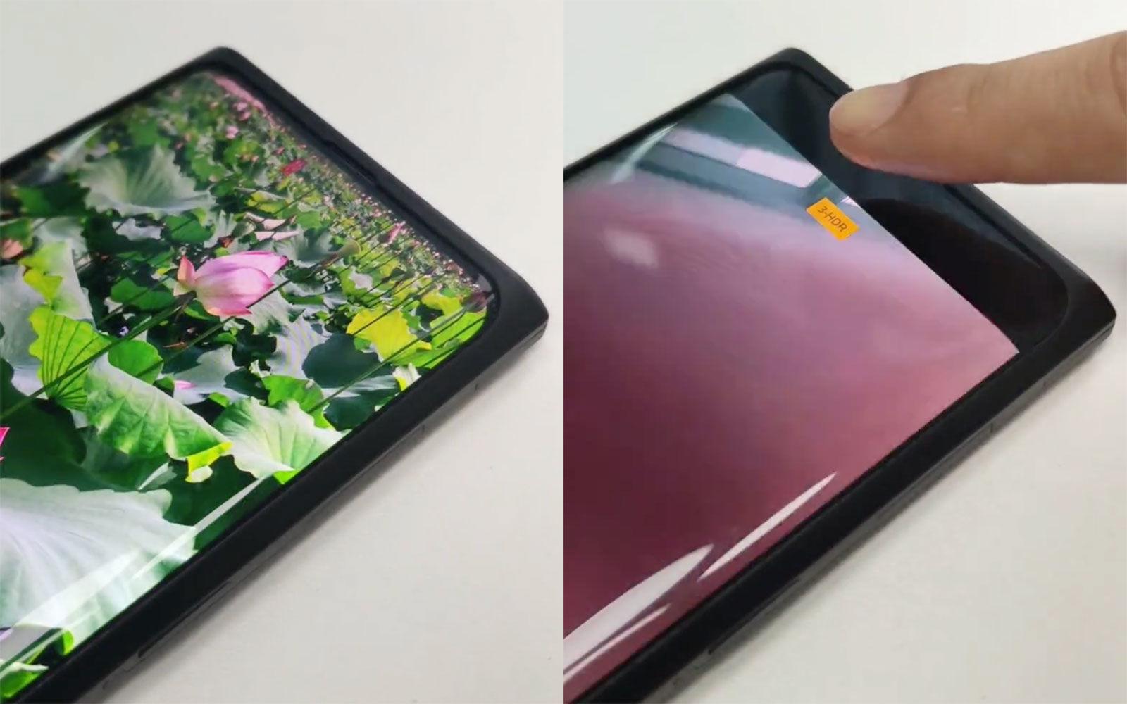 Smartphone sans aucune découpe : démonstration d'une caméra sous l'écran chez Oppo (vidéo) 1