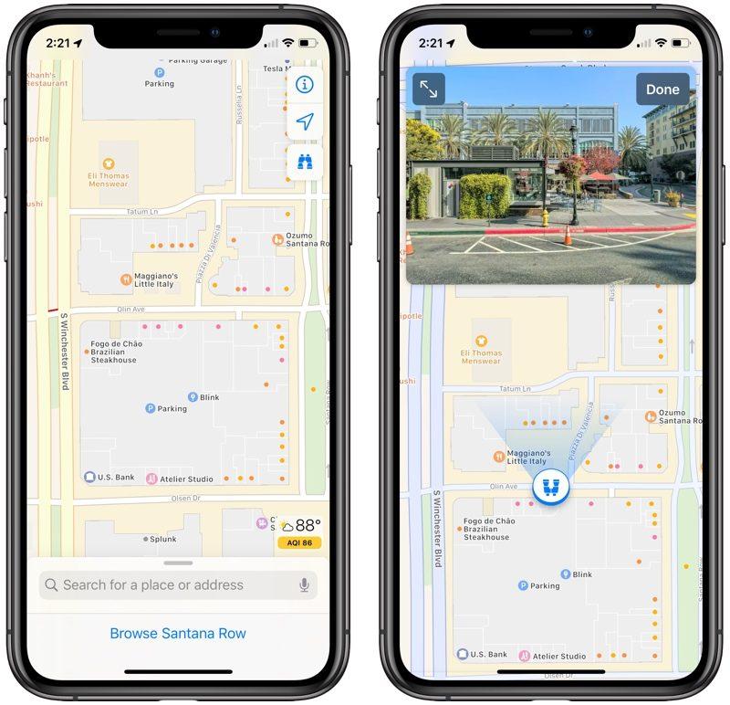 Quoi de neuf pour Apple Plans avec iOS 13 ? 1