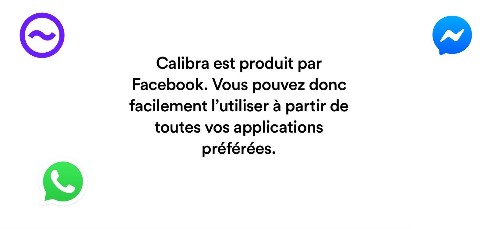 Facebook dévoile Calibra, son service bancaire basé sur la cryptomonnaie Libra 3