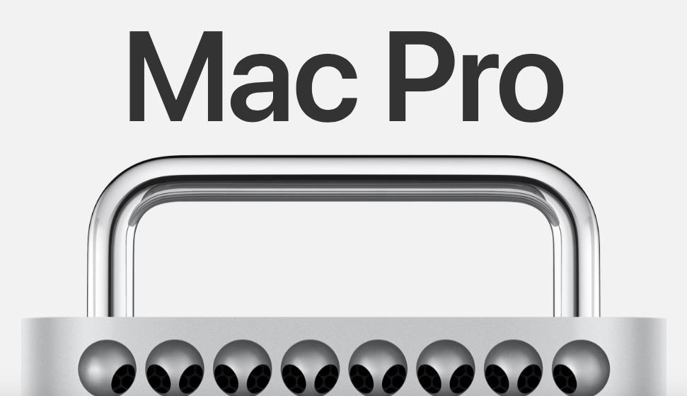 Dates contradictoires sur le site d'Apple pour la sortie du nouveau Mac Pro 1