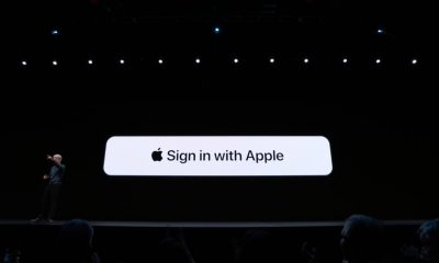 """Google reconnait que le """"Sign in with Apple"""" est une solution sûre 7"""