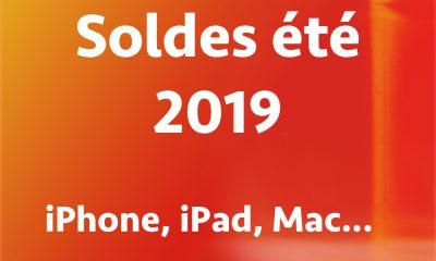 Soldes : jusqu'à -40 % sur les iPhone, iPad, Apple Watch, Mac et AirPods 3