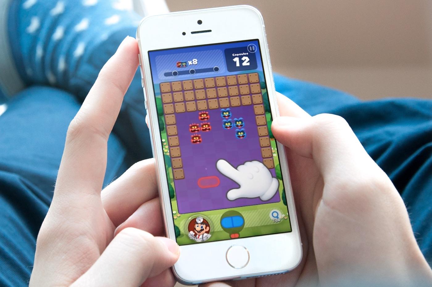 Le nouveau jeu Nintendo Dr. Mario World est disponible sur l'App Store 1