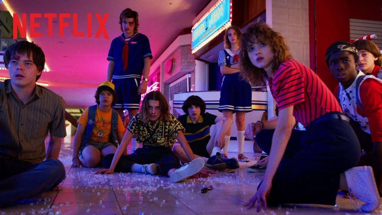 """Netflix prépare un nouveau jeu tiré de sa série à succès """"Stranger Things"""" 1"""