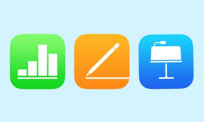 La suite iWork d'Apple mise à jour sur iOS et macOS 21