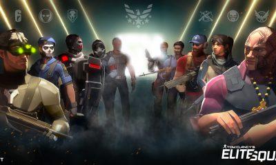 Tom Clancy's Elite Squad : Ubisoft dévoile un nouveau jeu mobile sur iPhone, iPad 29